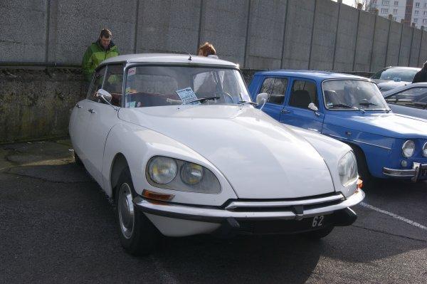 Citroën DS 20 1969