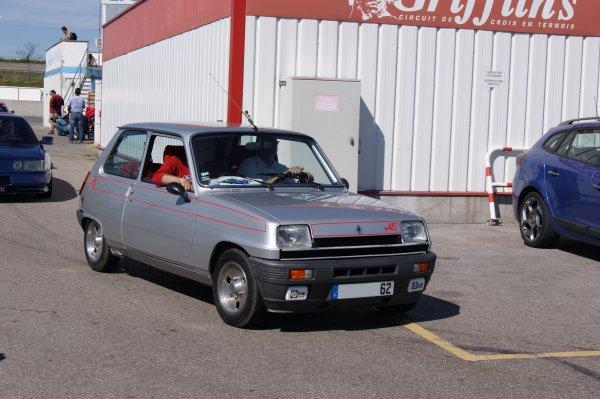 Renault 5 Alpine 1979