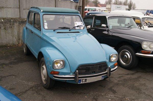 Citroën Dyane 1979