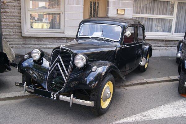 Citroën Traction 11BL 1953