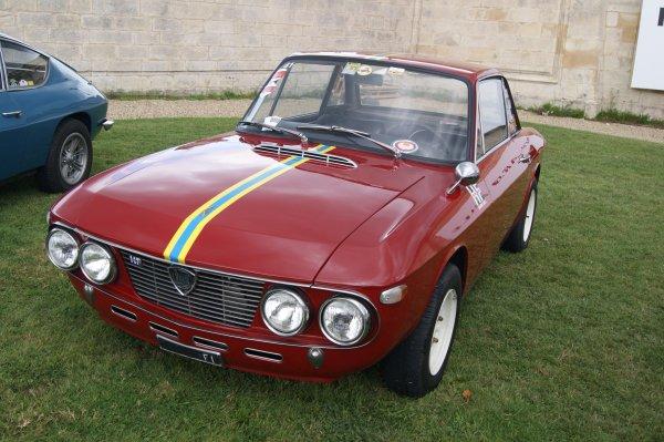 Lancia Fulvia HF 1968