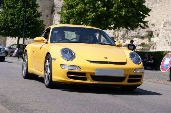 Porsche 997 Carrera 2004