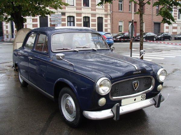 Peugeot 403/7 Confort 1964