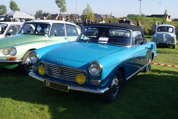 Peugeot 404 Cabriolet 1963