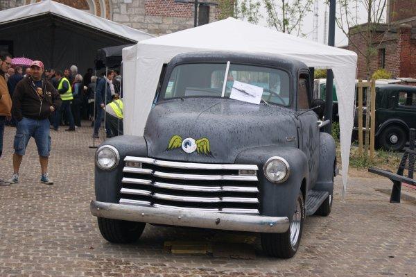 Chevrolet Advance design 3100 1949