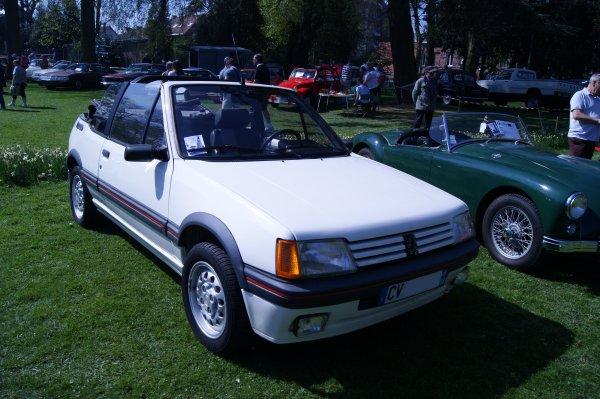 Peugeot 205 CTI 1990