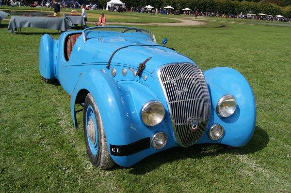 Peugeot 302 Roadster Sport Darl'Mat 1937
