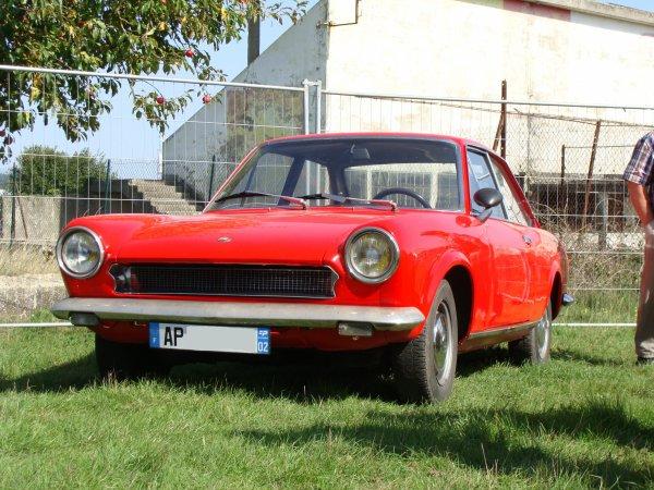 Fiat 124 Coupé 1967