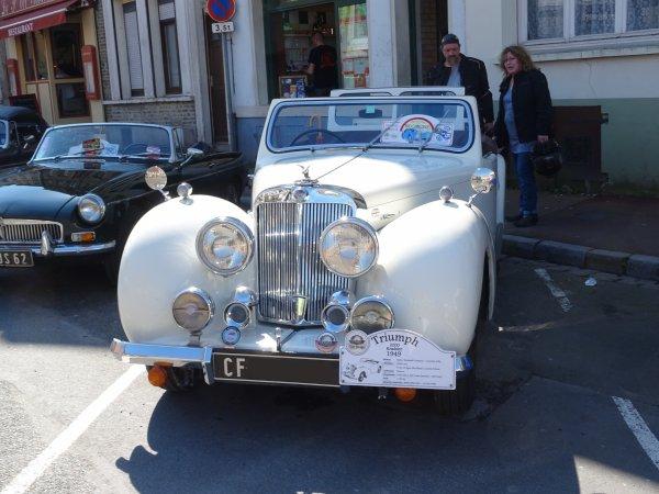 Triumph 2000 Roadster 1949