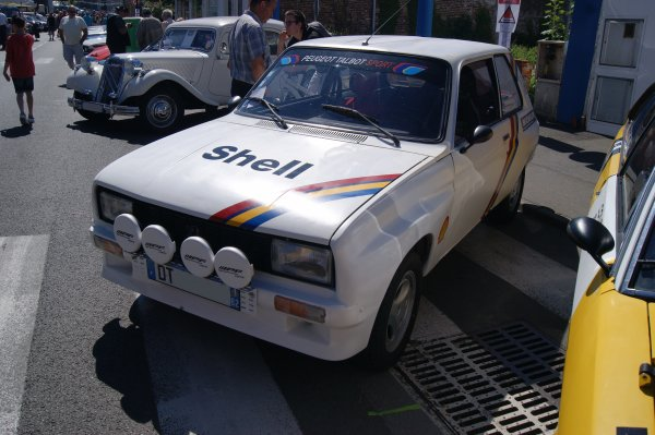 Peugeot 104 ZR 1980