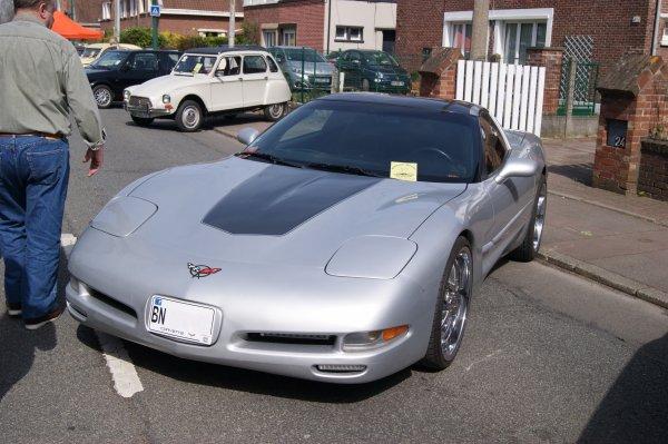 Chevrolet Corvette C5 1997