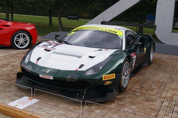 Ferrari 488 GTE 2016