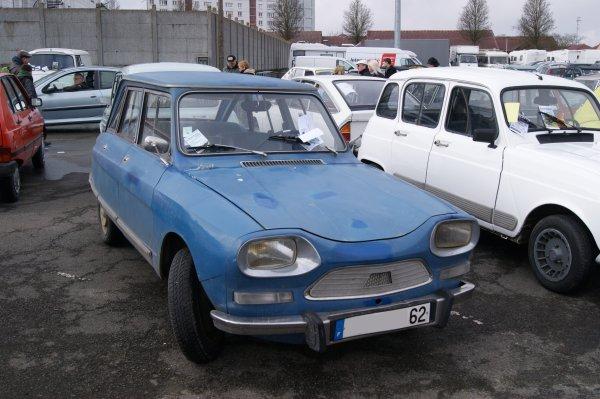 Citroën Ami 8 Club 1969