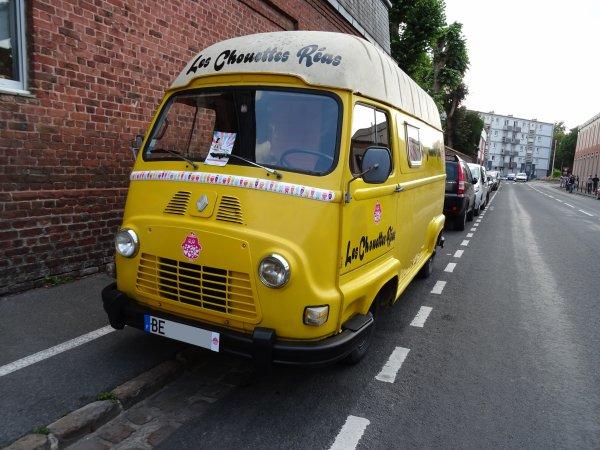 Renault Estafette 1972