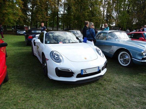 Porsche 991 Turbo 2014