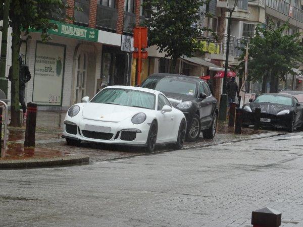 Porsche 991 GT3 2013
