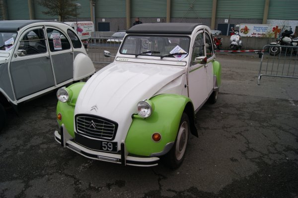 Citroën 2 CV 6 Dolly 1985