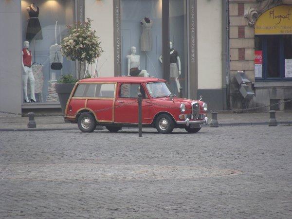Morris Mini Traveller MK I 1961