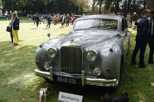 Jaguar MK IX 1958