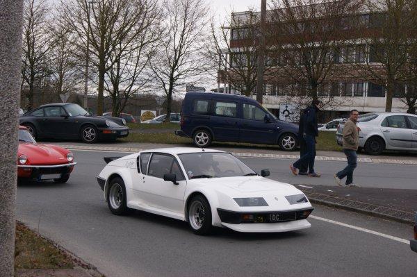 Alpine A 310 V6 Pack GT 1982
