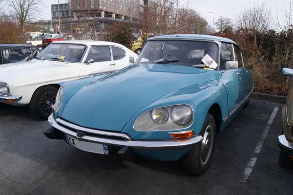 Citroën DSuper 5 1972