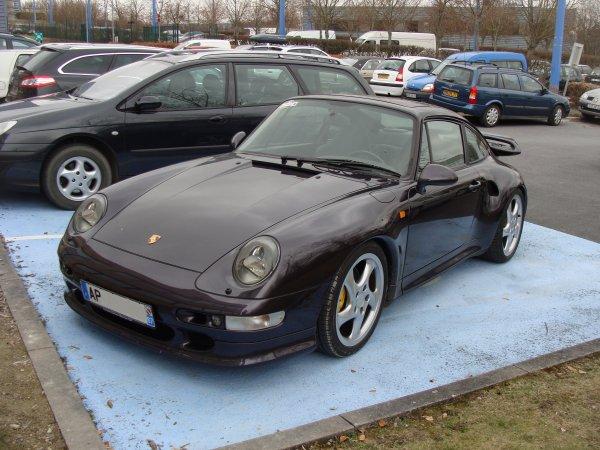 Porsche 993 Turbo S 1998