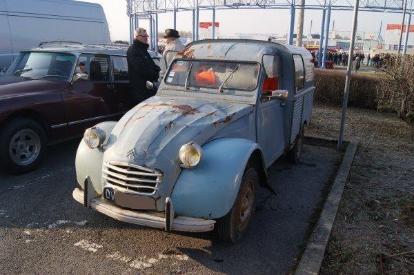 Citroën 2 CV AK 1965