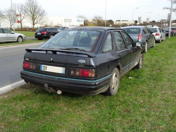 Ford Sierra XR4X4 1991