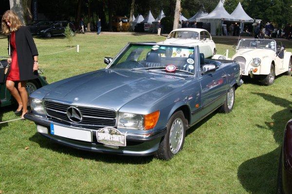 Mercedes 500 SL R107 1986
