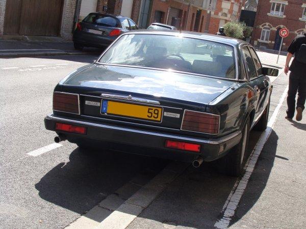 Jaguar Sovereign XJ40 1991