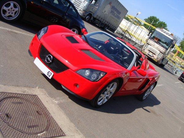 Opel Speedster Turbo 2003