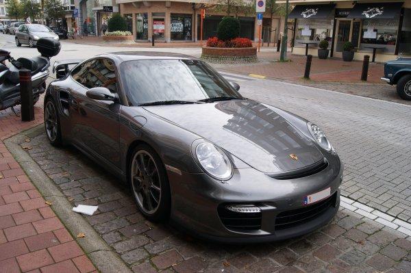 Porsche 997 GT2 2007