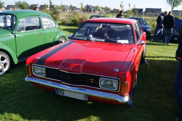 Ford Taunus TC1 1974