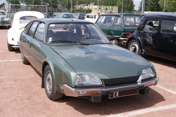 Citroën CX Reflex 1983