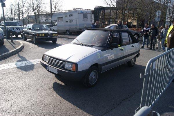 Citroën Visa Découvrable 1984