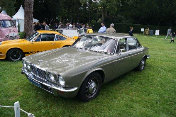 Jaguar XJ6 S2 1975