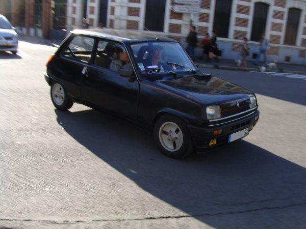 Renault 5 Alpine 1980