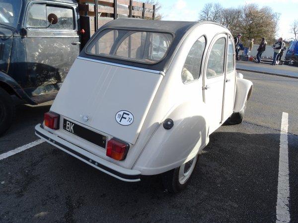 Citroën 2 CV 4 1972