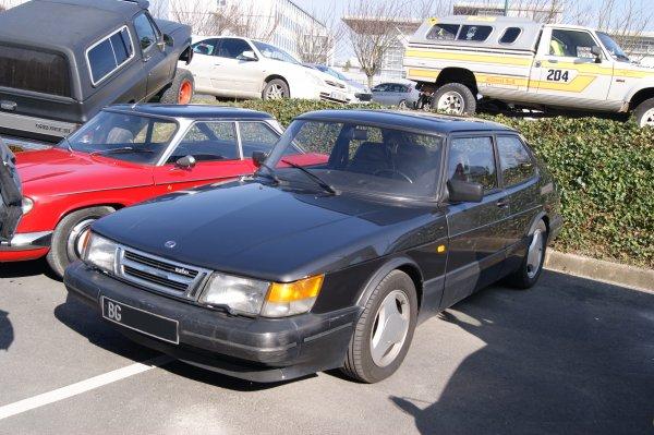 Saab 900 Turbo S 1991