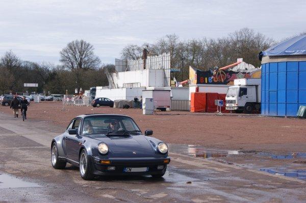 Porsche 911 Carrera Turbo Look 1986