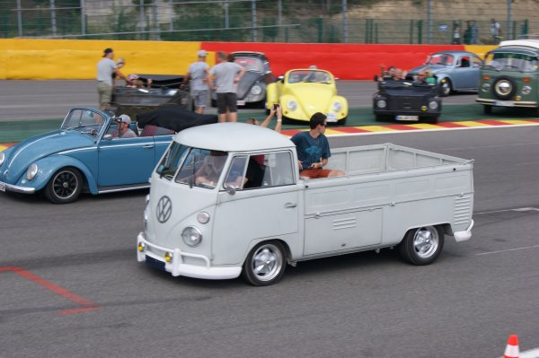 Volkswagen Transporter T1 Pick-up 1963