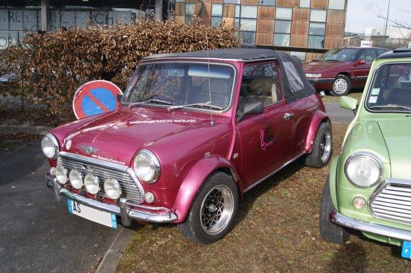 Mini MK IV 1988