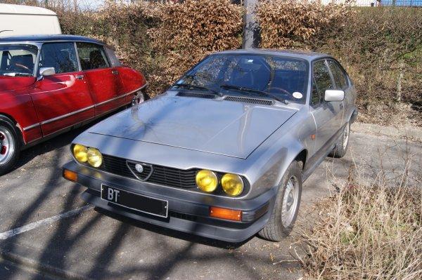 Alfa Romeo GTV 2.0 1987