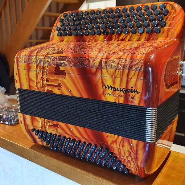 Jerome Farges accordéon