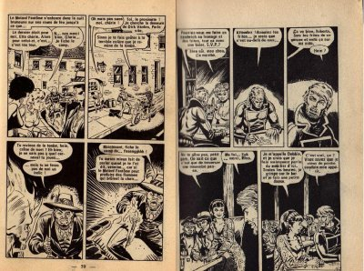 "Exemple de Prostitution de la Femme dans les comic books ""Ghost Rider"""