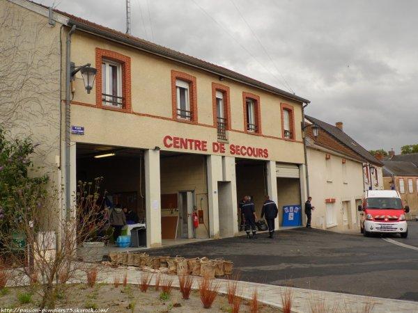 JPO CS Tours-sur-Marne (SDIS 51, 29/06/2014).