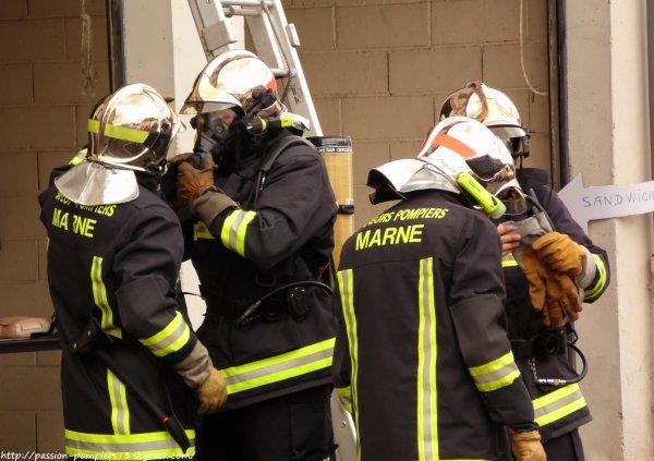 JPO CS Tours-sur-Marne (SDIS 51).