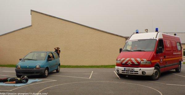 Forum des Sapeurs-Pompiers (Bétheny).