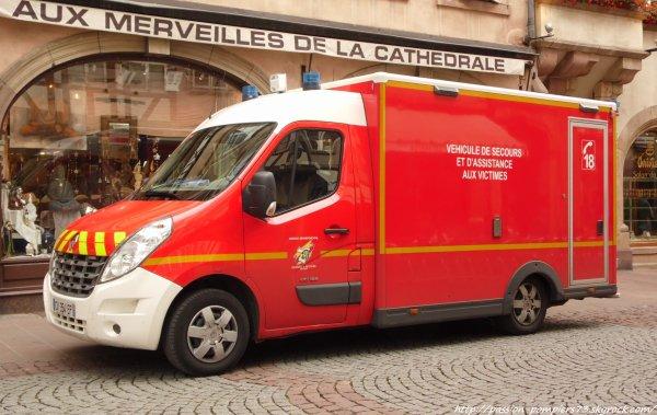 VSAV CSP Strasbourg-Finkwiller.