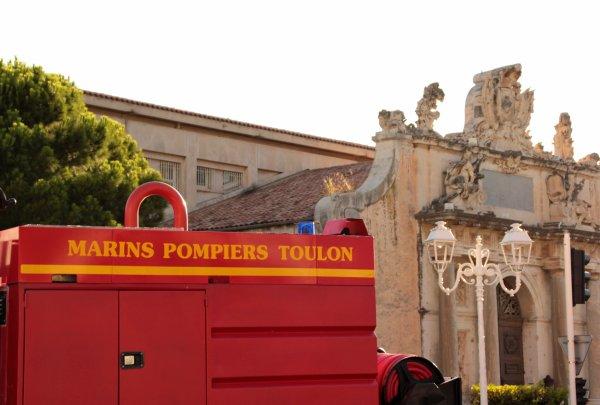 Défilé du 14 Juillet 2017 - Toulon...
